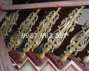 Cầu Thang Nhôm Đúc M019