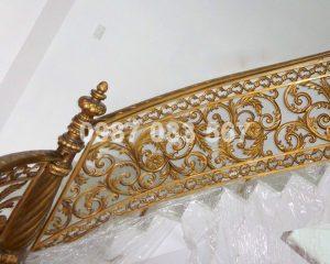 Cầu Thang Nhôm Đúc M033