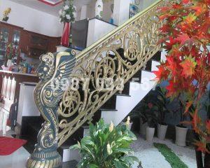 Cầu Thang Nhôm Đúc M039