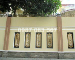 Chông Gai Nhôm Đúc M004