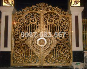 Cổng Nhôm Đúc M099