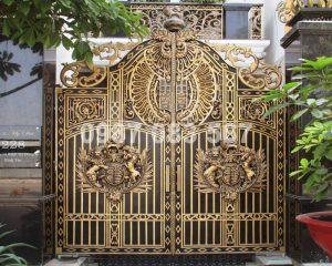 Cổng Nhôm Đúc M129
