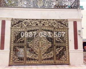 Cổng Nhôm Đúc M133