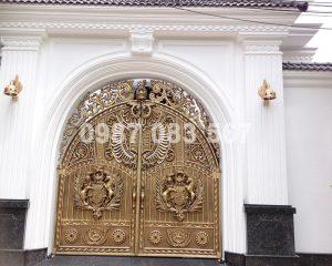 Cổng Nhôm Đúc M155