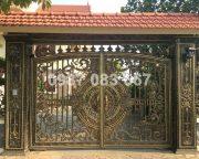 Cổng Nhôm Đúc M171
