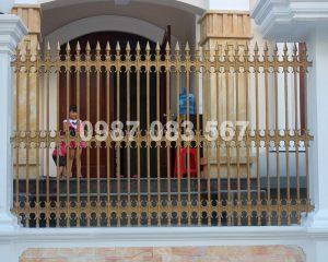 Hàng Rào Nhôm Đúc M018