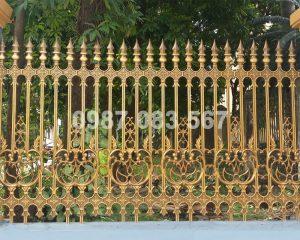 Hàng Rào Nhôm Đúc M022