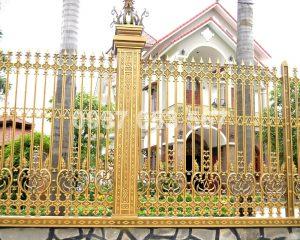 Hàng Rào Nhôm Đúc M030