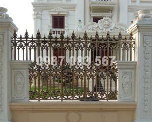 Hàng Rào Nhôm Đúc M033