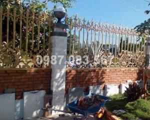 Hàng Rào Nhôm Đúc M041