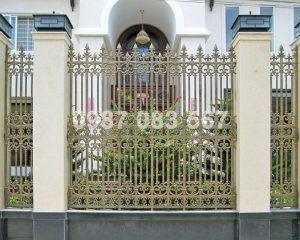 Hàng Rào Nhôm Đúc M045