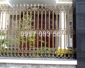 Hàng Rào Nhôm Đúc M049