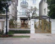 Hàng Rào Nhôm Đúc M054