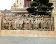 Hàng Rào Nhôm Đúc M056