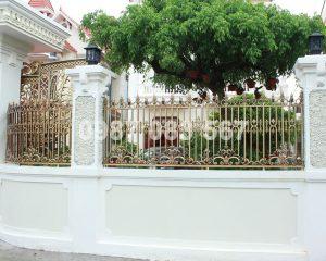 Hàng Rào Nhôm Đúc M058